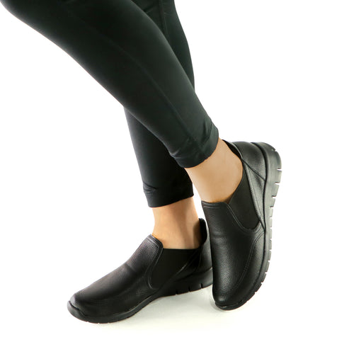 Black Shoes for Women (970.029) - SIMPLY SHOES HONG KONG