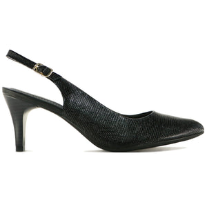Black Shoes for Women (745.045) - SIMPLY SHOES HONG KONG