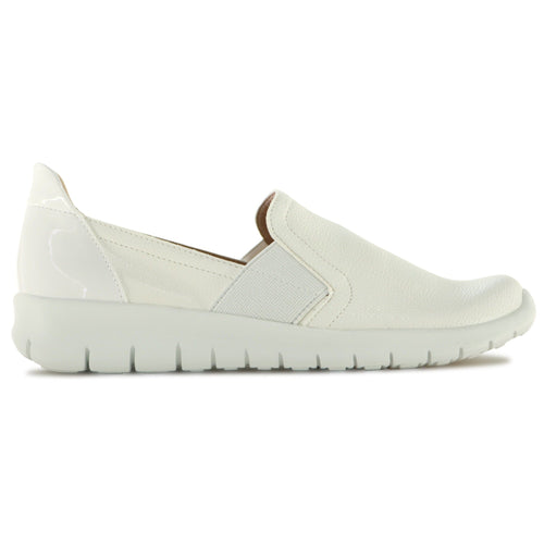 White Sneakers for Women (970.023) - SIMPLY SHOES HONG KONG