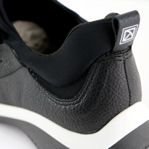 Black ENERGY Sneakers for Women (983.002) - SIMPLY SHOES HONG KONG
