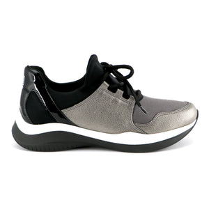 Pewter ENERGY Sneakers for Women (983.003) - Simply Shoes Hong Kong