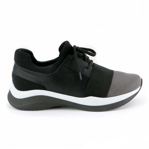 Pewter ENERGY sneakers for Women (983.004) - SIMPLY SHOES HONG KONG