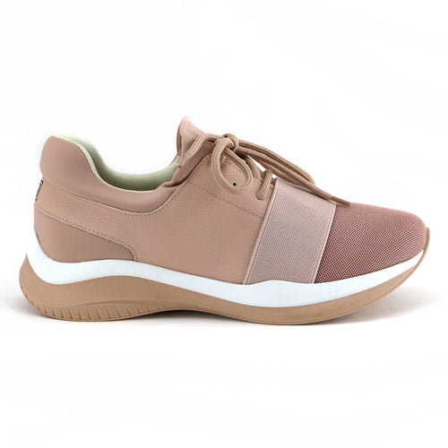 Rose Laced up ENERGY Sneakers for Women (983.004) - Simply Shoes Hong Kong