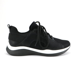 Black ENERGY Sneakers for Women (983.005) - Simply Shoes Hong Kong