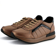 Brown ENERGY sneakers for Women (974.012) - SIMPLY SHOES HONG KONG