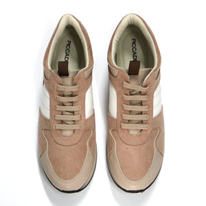Nude/White ENERGY Sneakers for Women (974.013) - SIMPLY SHOES HONG KONG