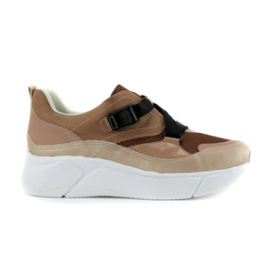 Nude Sneakers for Women (986.003) - Simply Shoes Hong Kong