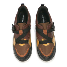Brown Sneakers for Women (986.003) - SIMPLY SHOES HONG KONG