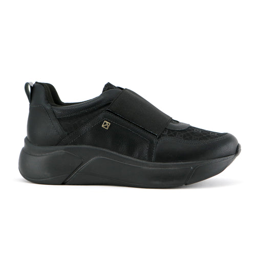 Black Sneakers for Women (986.001)