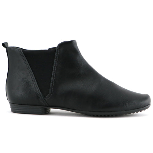 Black Ankle Boots for Women (251.052)