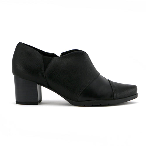 Black Ankle Boots for Women (331.035)