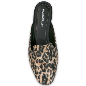 Leopard Print Slip-ons  for Women (251.027) - SIMPLY SHOES HONG KONG