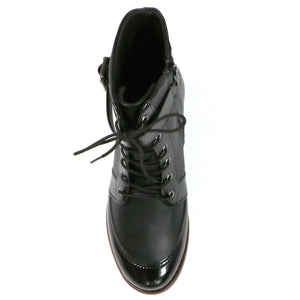 Nappa Black Ladies Boot (734.003)