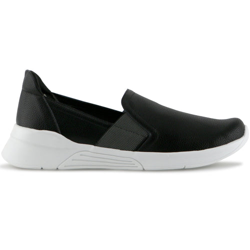 Black sneakers for Women (970.033) -2