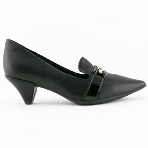 Black Heels for Women (119.012) - SIMPLY SHOES HONG KONG