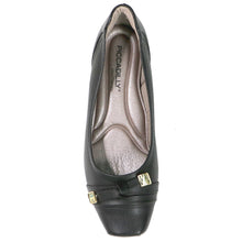 Black Flats Ballerina for Women (147.139)