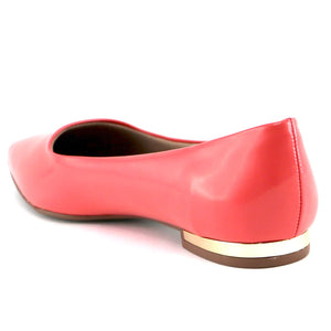 Coral Patent Flats for Women (274.047)