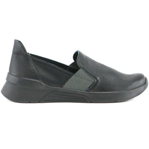All Black Sneakers for Women (970.033) - Simply Shoes Hong Kong