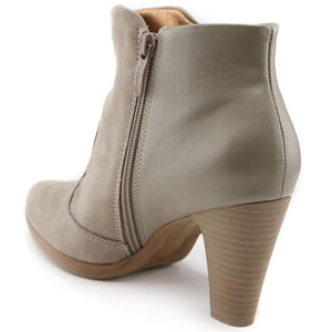 Beige Boots for Women (130.181) - SIMPLY SHOES HONG KONG