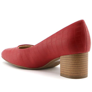 Red Pumps for Women (151.001)