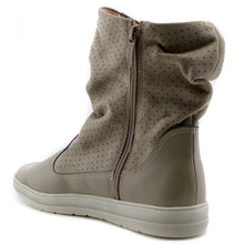 Grey  Boots for Women (961.019) - SIMPLY SHOES HONG KONG