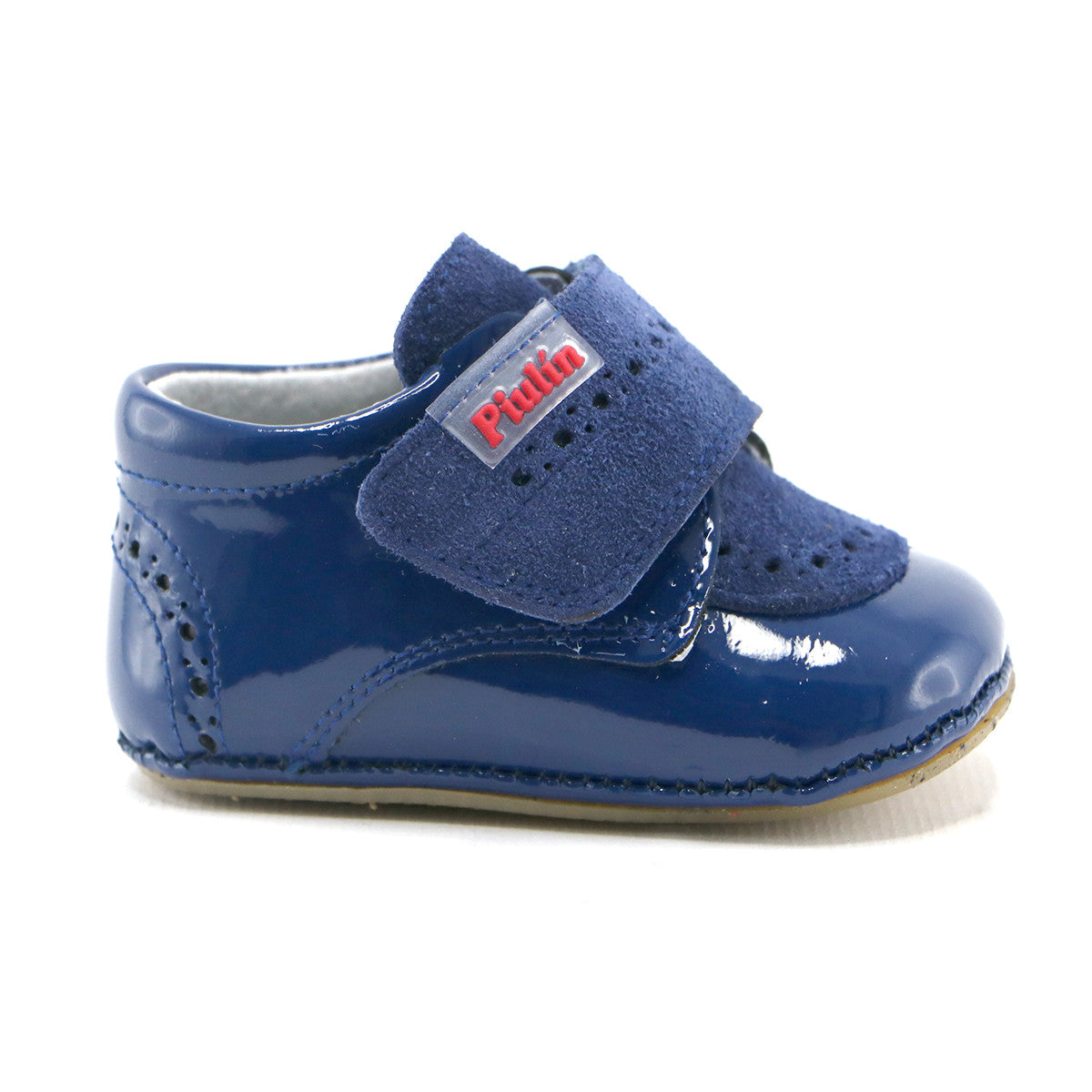 f3d2622ee345 BLUE COMBO INFANT SHOES (SS-7072) – SIMPLY SHOES HONG KONG