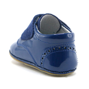 BLUE COMBO INFANT SHOES (SS-7072) - Simply Shoes Hong Kong