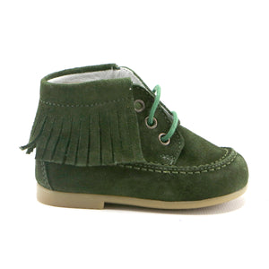 Pine playful classic girls boots (SS-7092) - SIMPLY SHOES HONG KONG