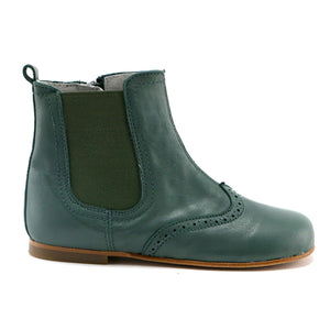 Basil leather Chelsea boots (SS-7096) - SIMPLY SHOES HONG KONG