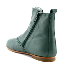 Basil leather Chelsea boots (SS-7096)