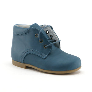 Ocean leather Ankle Boots (SS-8032)