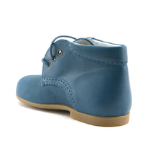 Ocean leather Ankle Boots (SS-8032) - SIMPLY SHOES HONG KONG