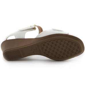 White sandals for Women (153.004)