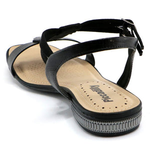 Black Sandals for Women (553.040)