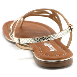 Gold Sandals for Women (533.001)