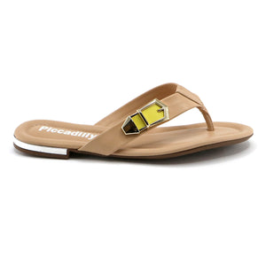 Beige Sandals for Women (510.044)