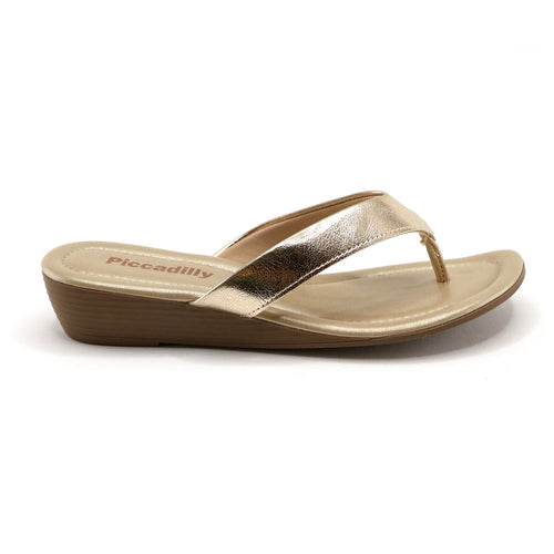 Gold sandal for Women (333.007)