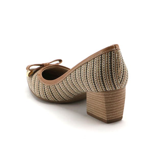Brown Pumps for Women (744.028) - SIMPLY SHOES HONG KONG
