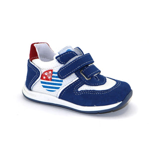 White Boys Sneakers SS-8049 - SIMPLY SHOES HONG KONG