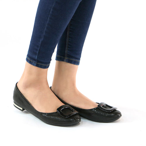 Black Shoes for Women (100.199)