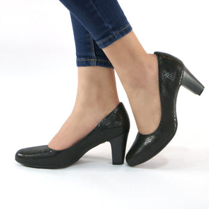 Black Pumps for Women (130.136)