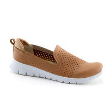 Beige Casual Sneakers (970.010) - SIMPLY SHOES HONG KONG