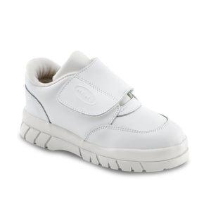 White Leather sneakers (SS-7135)