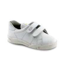 White Leather Sneakers (SS-7136) - SIMPLY SHOES HONG KONG