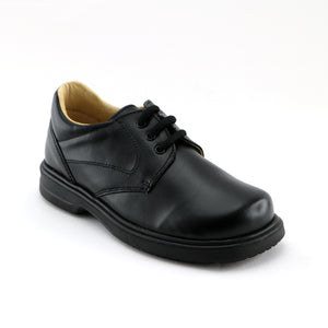 Black Leather Shoes (SS-8054)