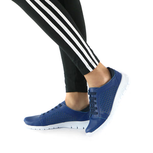 Blue Sneaker (970.012) - SIMPLY SHOES HONG KONG