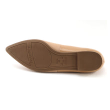 Nude Flat fashion shoes (274.034) - SIMPLY SHOES HONG KONG