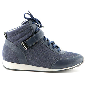 Denim Casual Boot (968.008) - SIMPLY SHOES HONG KONG