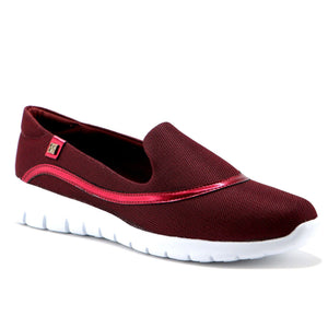 Red Casual Sneakers  (970.006)
