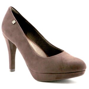 Brown micro Pumps (841.022)